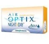Air Optix Night & Day Aqua 6er Pack